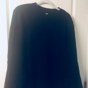 H&M Black Sweater